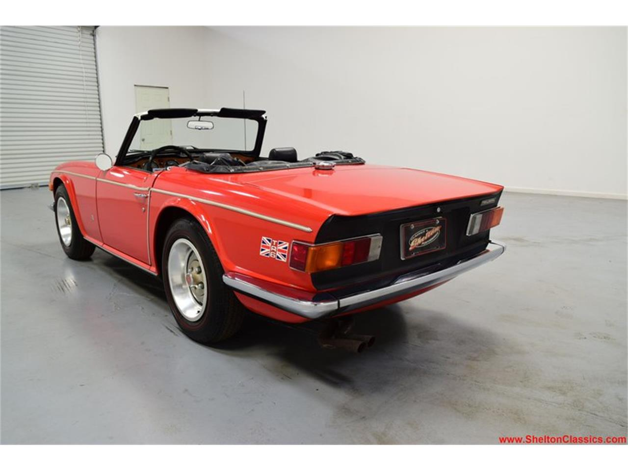 Large Picture of 1973 Triumph TR6 located in North Carolina - $16,995.00 Offered by Shelton Classics & Performance - QGZ7