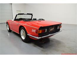 Picture of '73 TR6 - $16,995.00 Offered by Shelton Classics & Performance - QGZ7