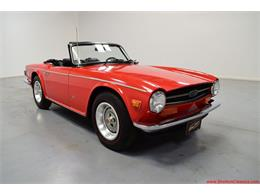 Picture of Classic 1973 Triumph TR6 located in North Carolina Offered by Shelton Classics & Performance - QGZ7