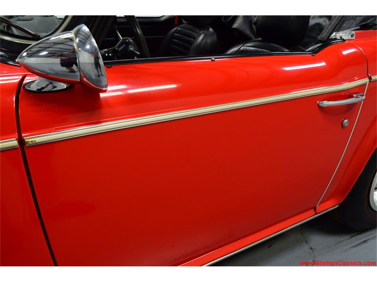 Large Picture of Classic '73 Triumph TR6 Offered by Shelton Classics & Performance - QGZ7