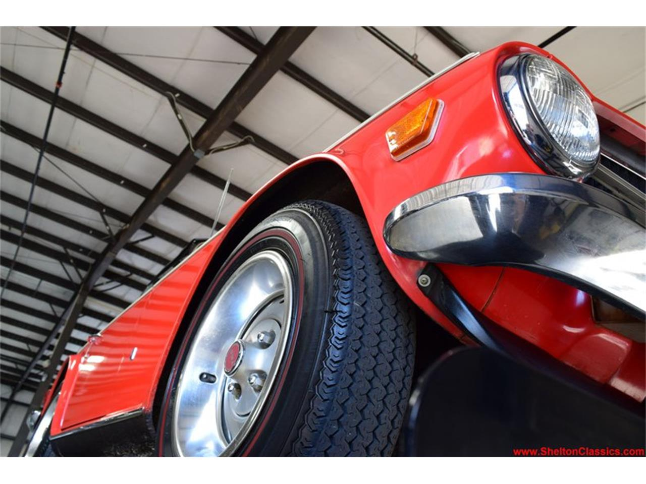 Large Picture of 1973 TR6 - $16,995.00 Offered by Shelton Classics & Performance - QGZ7