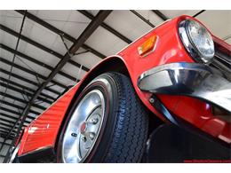 Picture of Classic '73 Triumph TR6 located in Mooresville North Carolina Offered by Shelton Classics & Performance - QGZ7