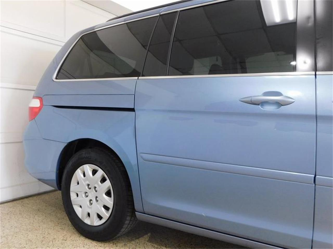 Large Picture of 2006 Honda Odyssey - QGZ9