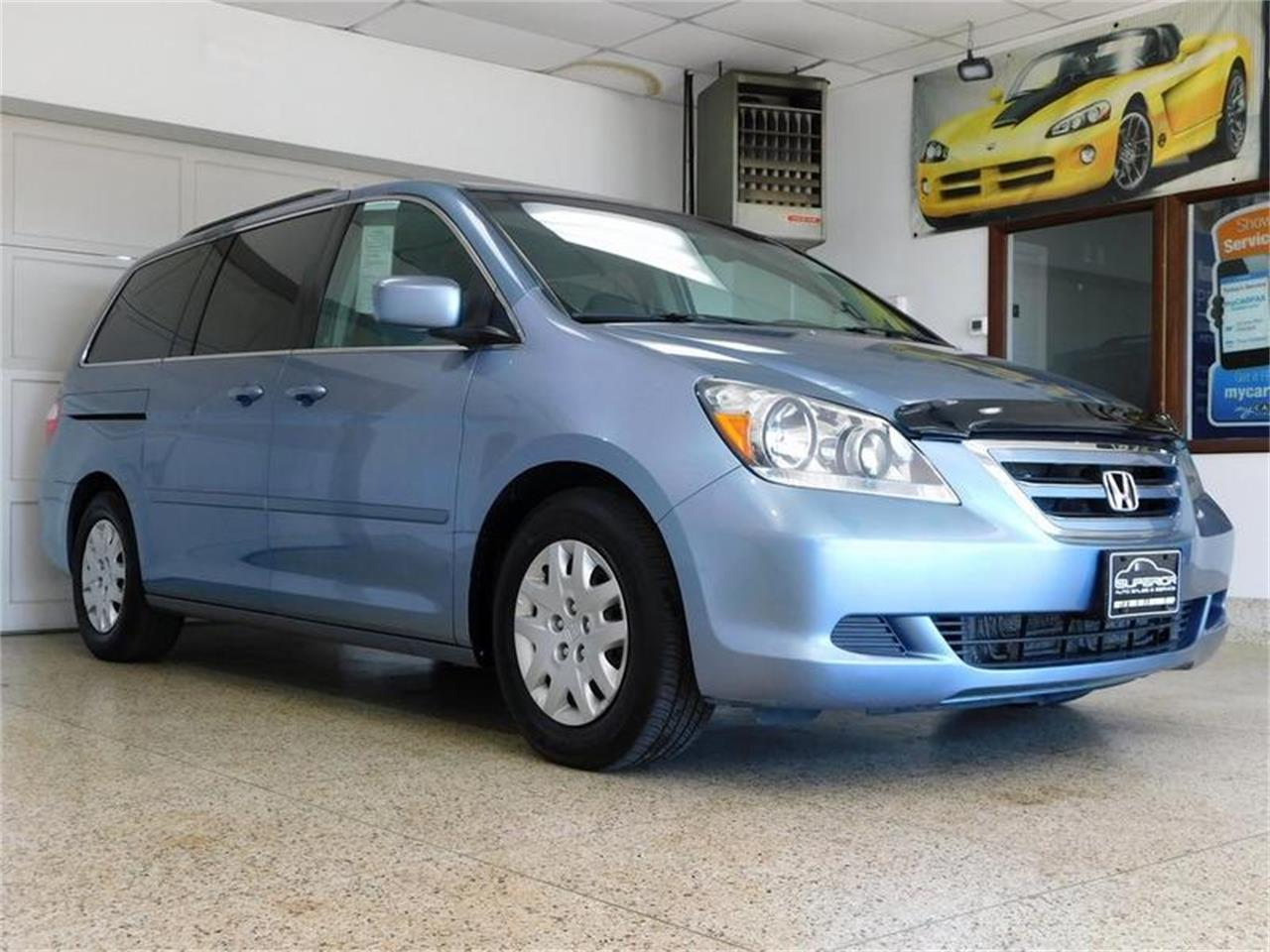 Large Picture of 2006 Honda Odyssey Offered by Superior Auto Sales - QGZ9