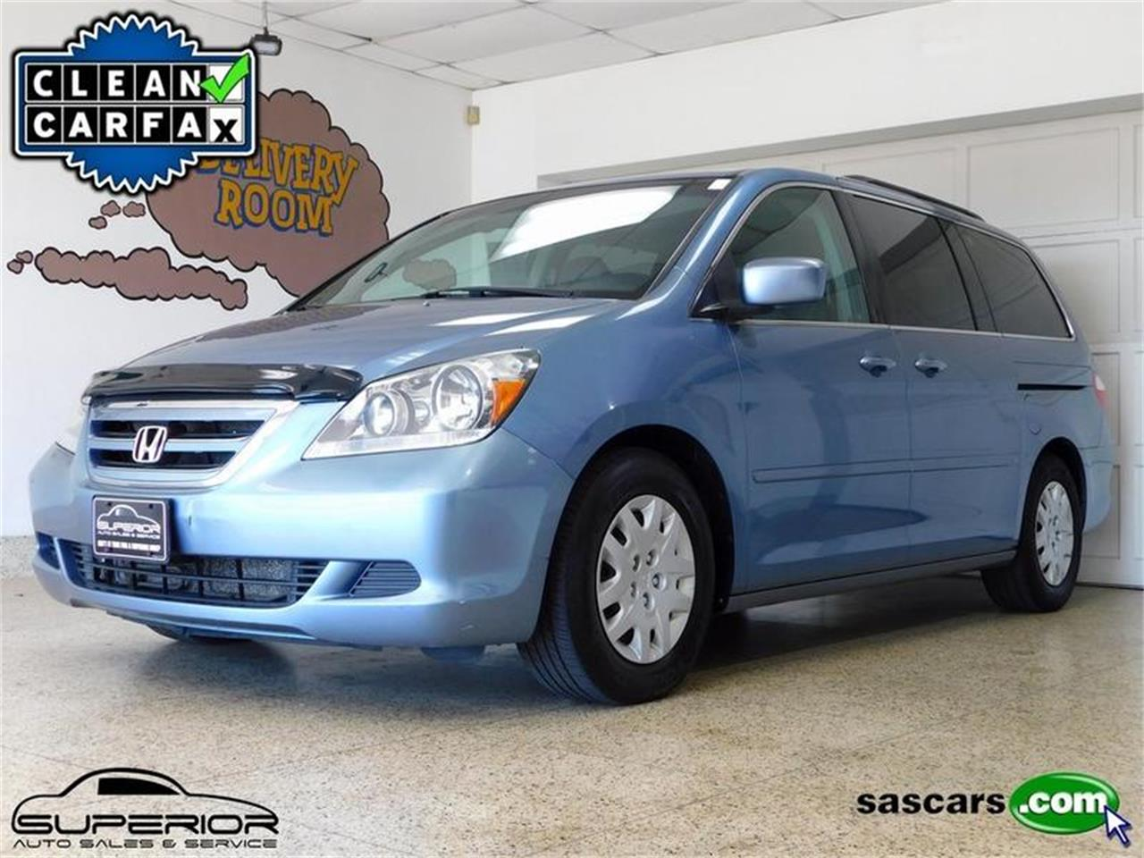 Large Picture of '06 Odyssey - $4,980.00 Offered by Superior Auto Sales - QGZ9