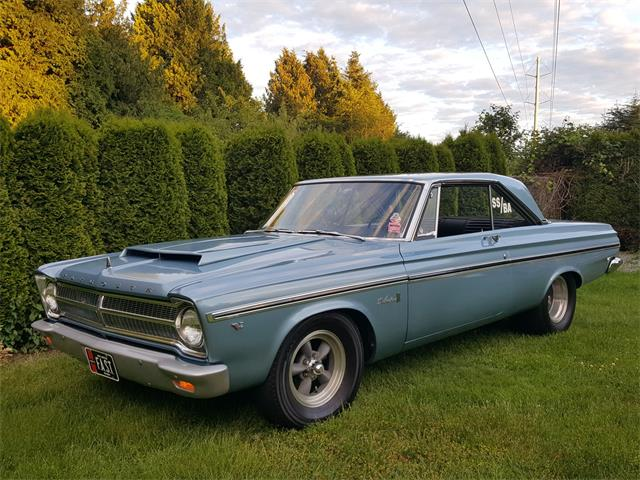 Picture of Classic '65 Plymouth Belvedere located in Blaine Washington - QDGR