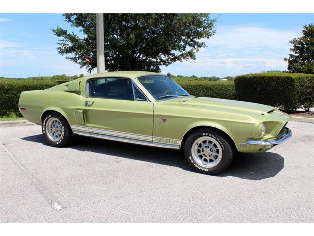 Picture of '68 GT500 - QGZN