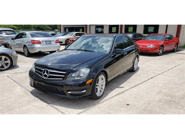 Picture of '14 C-Class - QH01