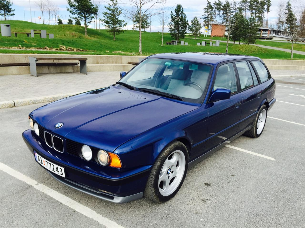 Large Picture of '92 M5 - QDGT