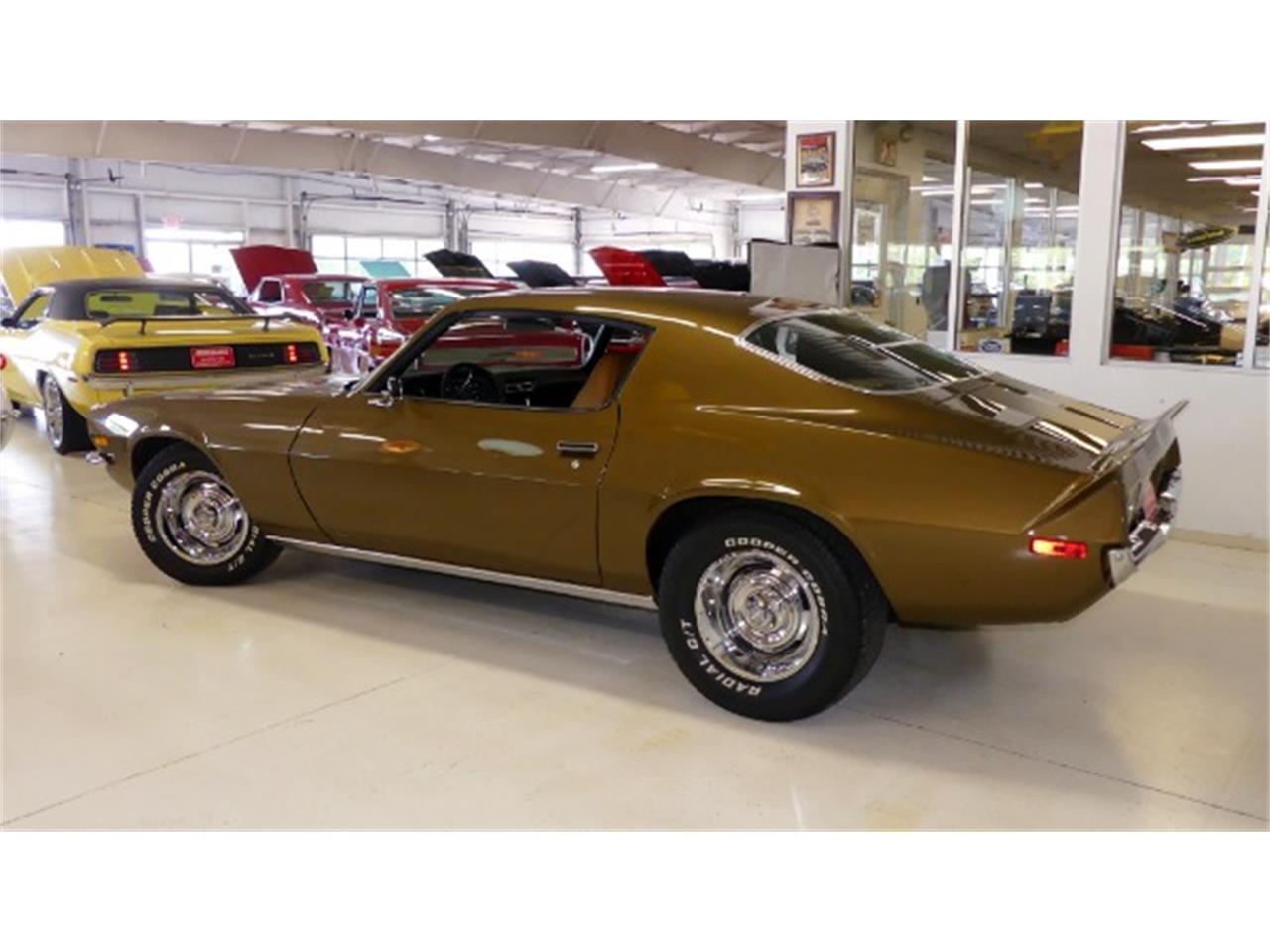 Large Picture of '72 Camaro - QH03