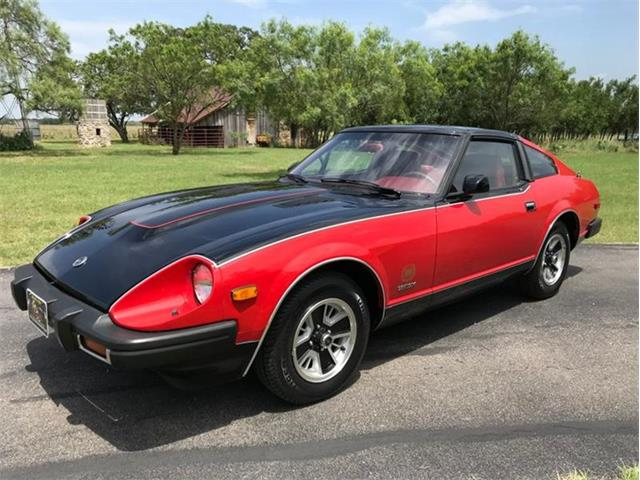 1980 Datsun 280zx For Sale On Classiccars Com