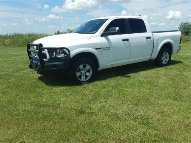 Picture of 2016 Ram 1500 located in Clarence Iowa Offered by  - QH0E