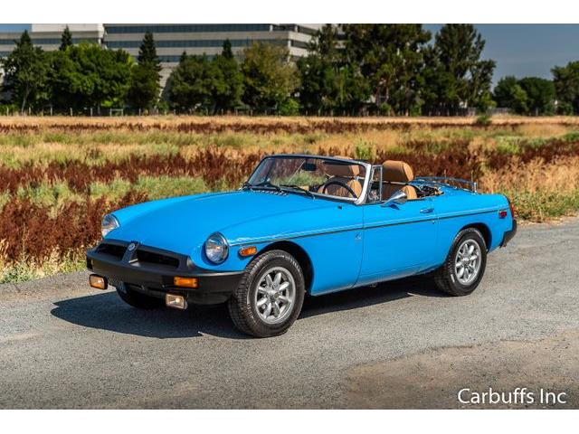 Picture of '79 MGB - QH0R