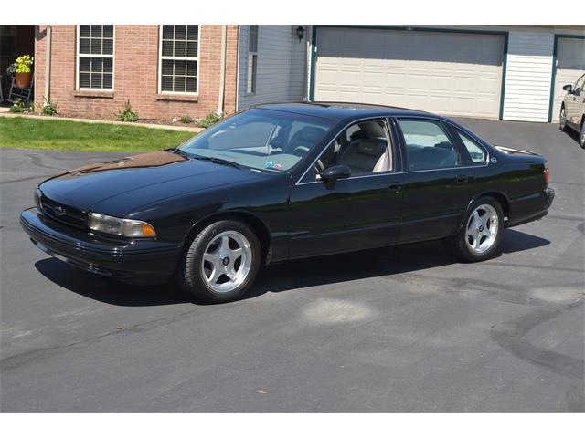 Picture of 1994 Impala SS Offered by a Private Seller - QH1D
