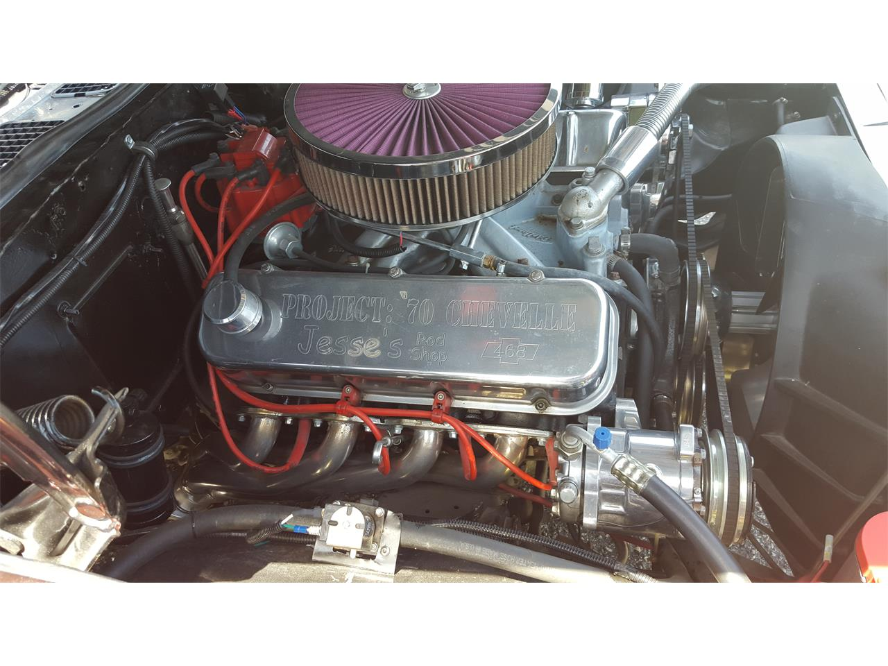 Large Picture of Classic '70 Chevrolet Chevelle located in Hampton Virginia - $35,000.00 - QH1I