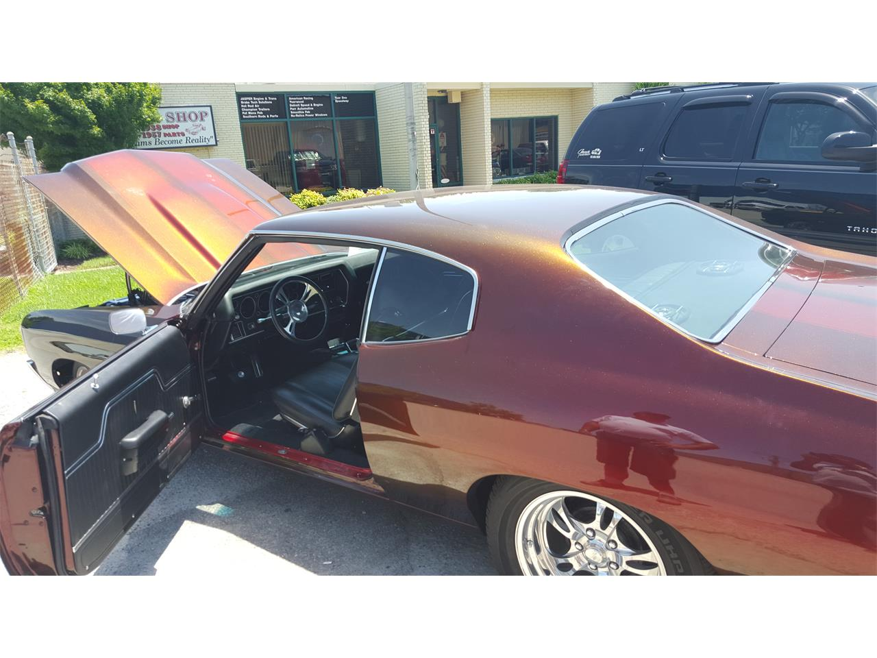 Large Picture of 1970 Chevrolet Chevelle located in Virginia Offered by a Private Seller - QH1I