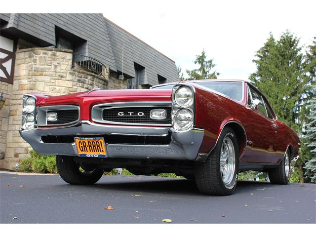 Picture of '66 GTO - QH1Q