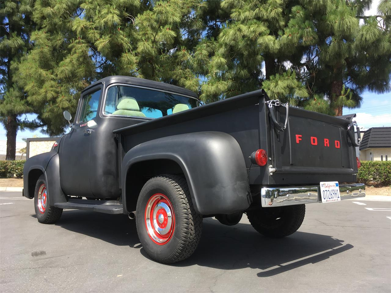 Large Picture of '56 F100 - QH1V
