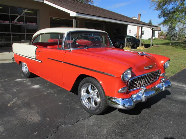 Picture of 1955 Chevrolet Bel Air located in Michigan Offered by  - QH23