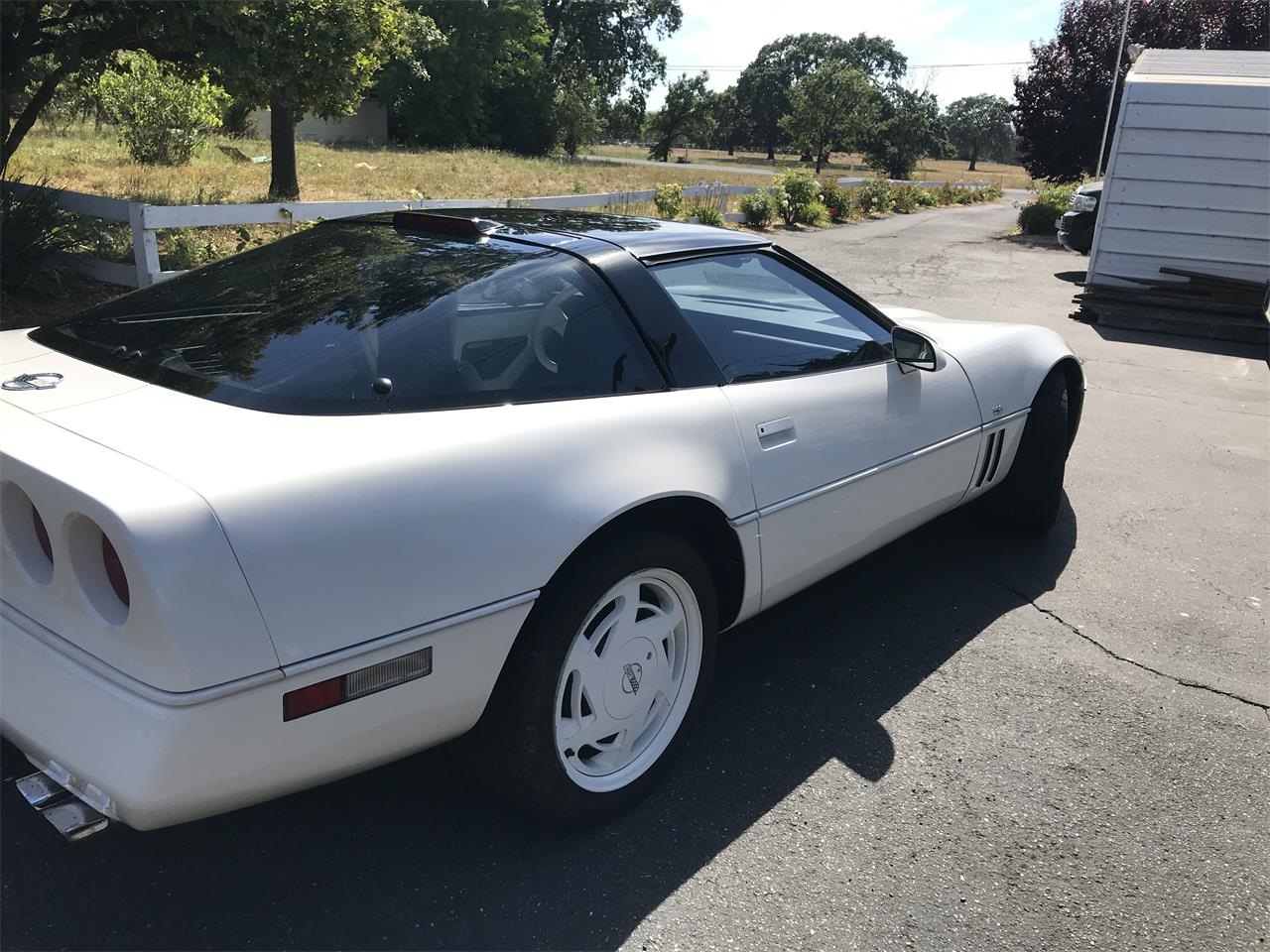 Large Picture of '88 Corvette - QH27