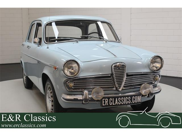 Picture of '62 Giulietta T.I. located in noord brabant - $33,850.00 Offered by  - QDH1