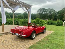 Picture of '68 Chevrolet Corvette located in Monroe North Carolina Offered by a Private Seller - QH2G