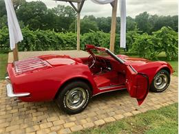 Picture of Classic 1968 Corvette located in Monroe North Carolina - $30,000.00 Offered by a Private Seller - QH2G