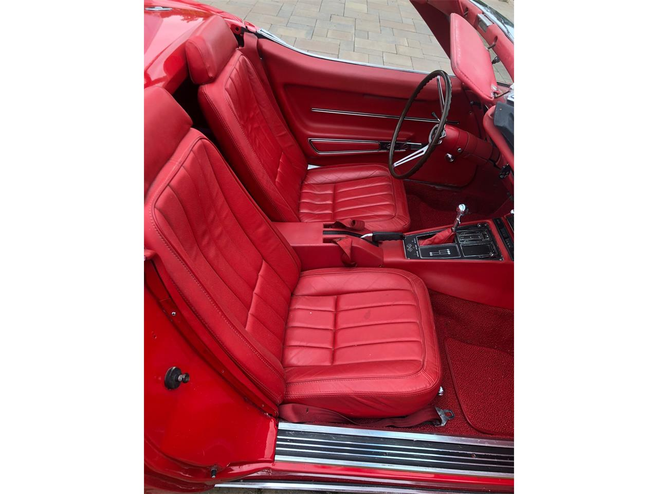 Large Picture of Classic 1968 Chevrolet Corvette located in Monroe North Carolina - $30,000.00 Offered by a Private Seller - QH2G