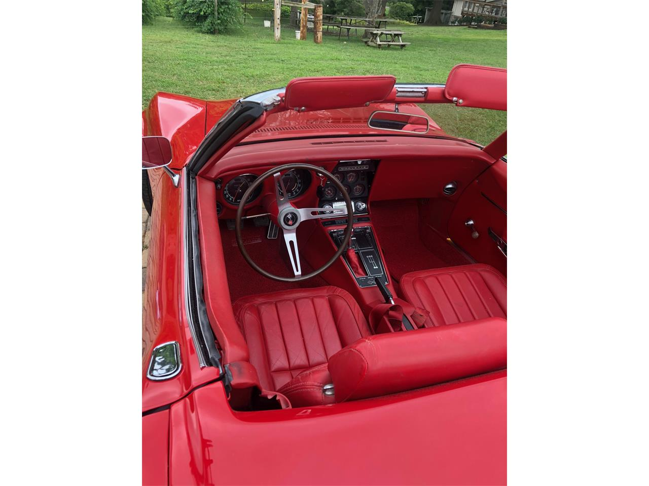 Large Picture of Classic 1968 Corvette located in Monroe North Carolina - $30,000.00 Offered by a Private Seller - QH2G