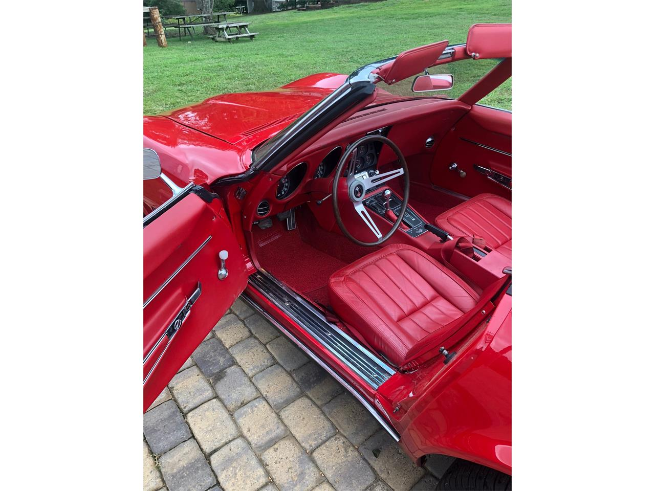 Large Picture of Classic 1968 Chevrolet Corvette Offered by a Private Seller - QH2G