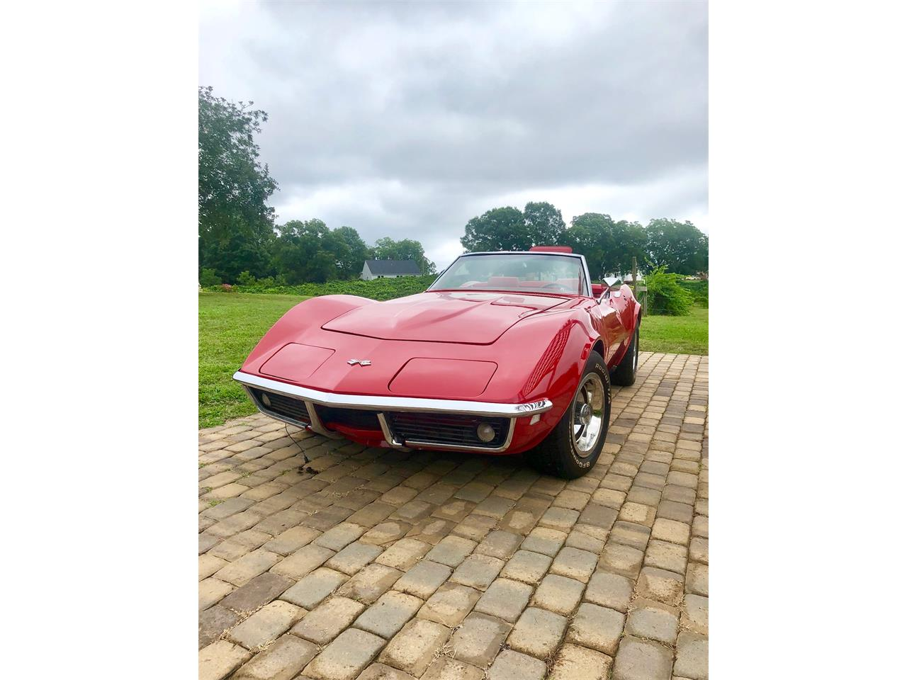 Large Picture of Classic 1968 Corvette - $30,000.00 Offered by a Private Seller - QH2G