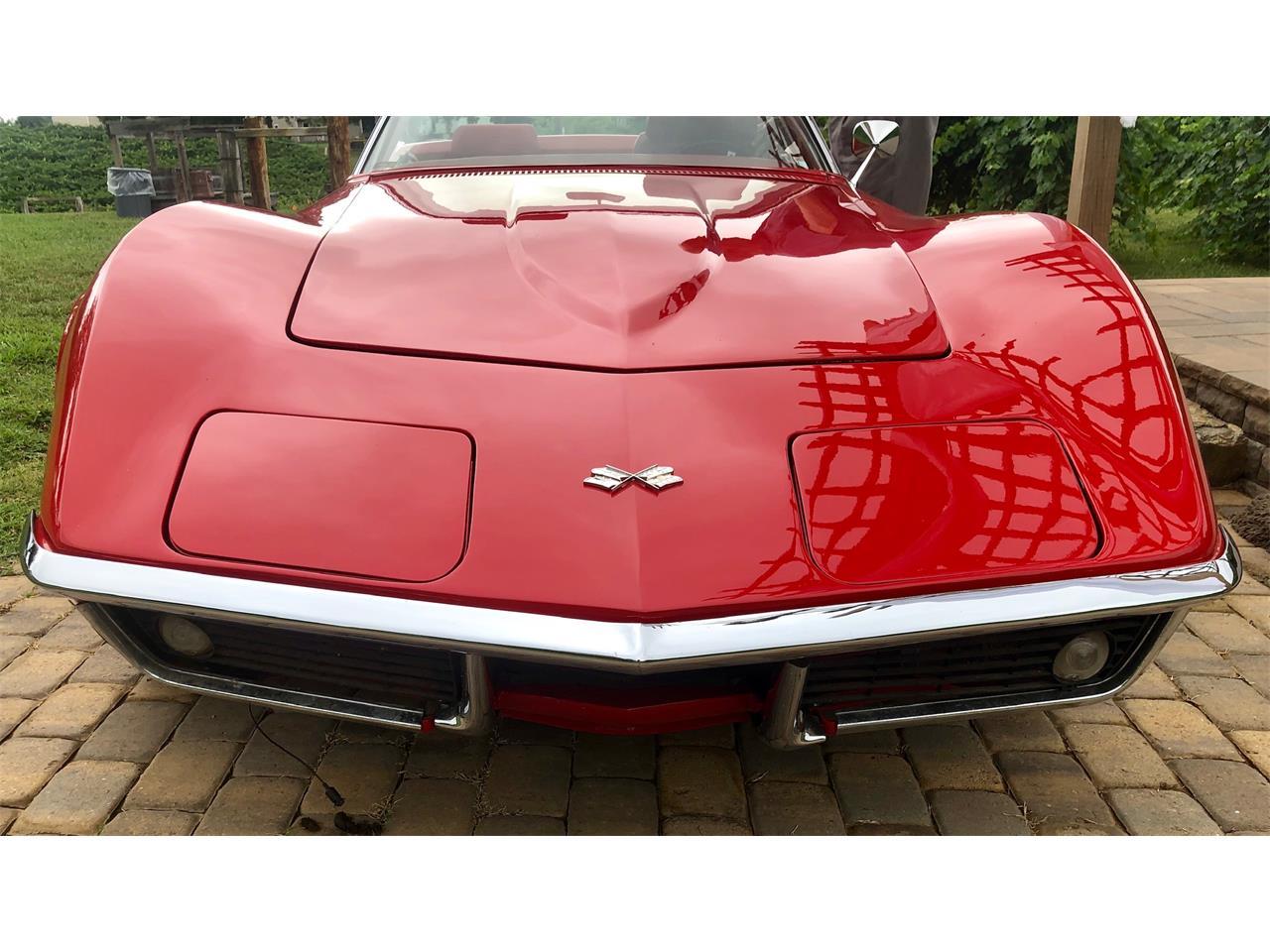 Large Picture of Classic 1968 Chevrolet Corvette located in Monroe North Carolina - QH2G