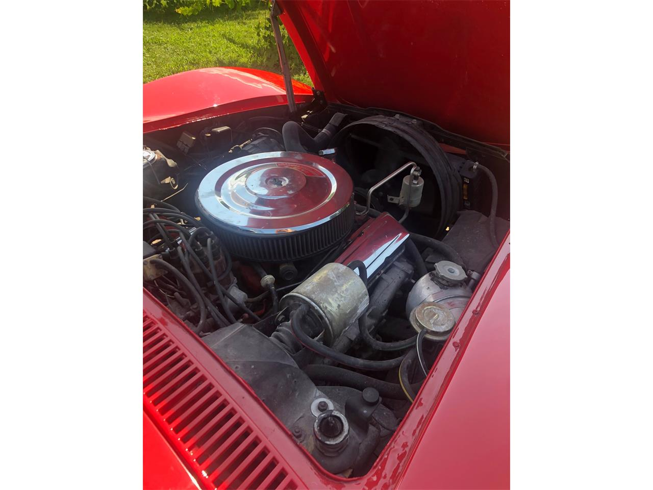 Large Picture of '68 Corvette - QH2G