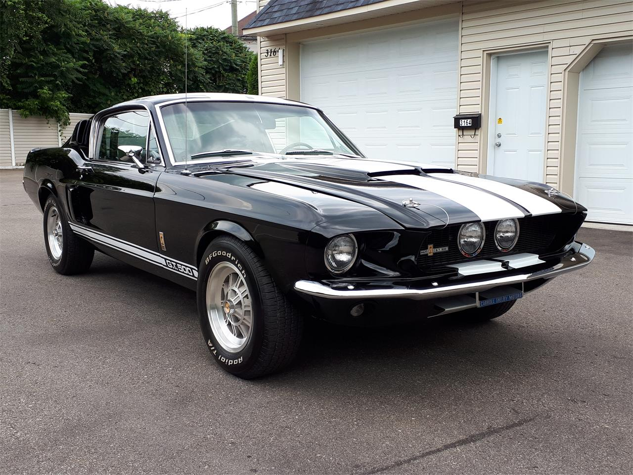 Large Picture of Classic 1967 Ford Mustang located in Quebec - $57,000.00 - QH2P