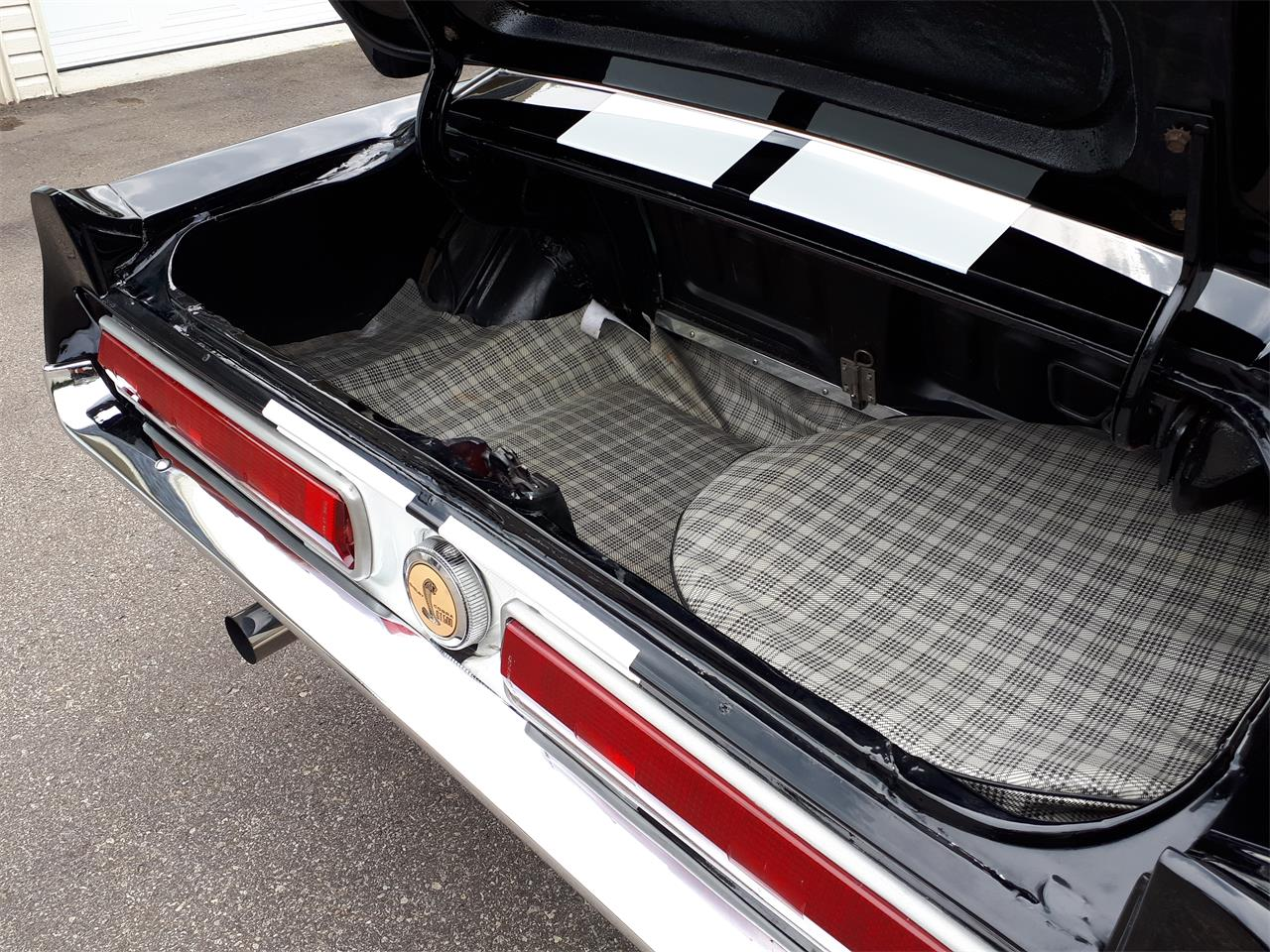 Large Picture of Classic 1967 Mustang located in Quebec - $57,000.00 Offered by a Private Seller - QH2P