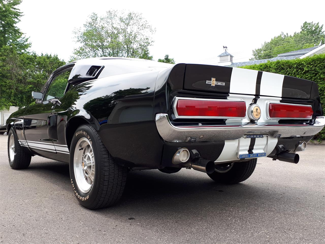 Large Picture of Classic 1967 Mustang Offered by a Private Seller - QH2P