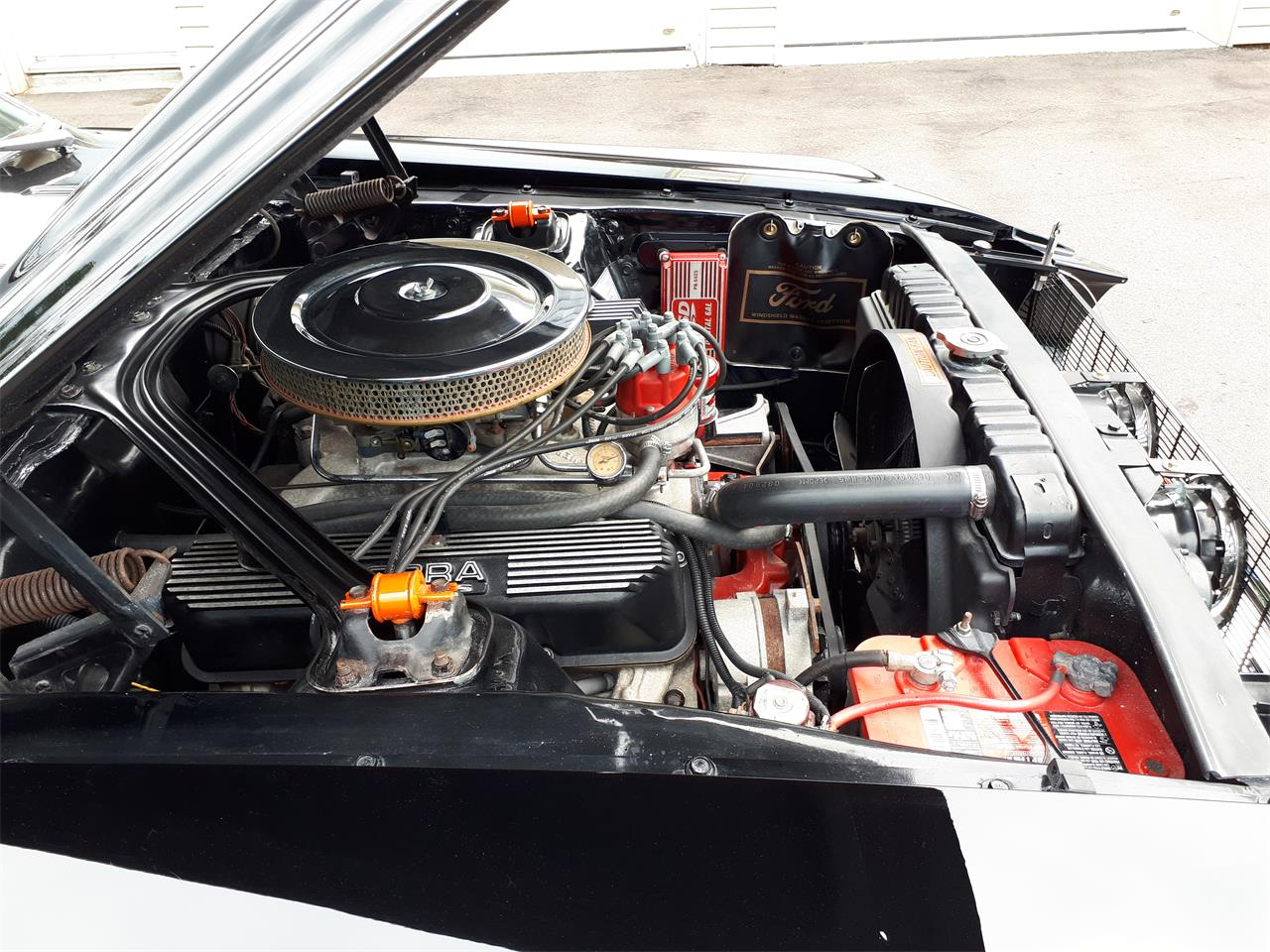 Large Picture of Classic 1967 Ford Mustang located in Quebec - QH2P