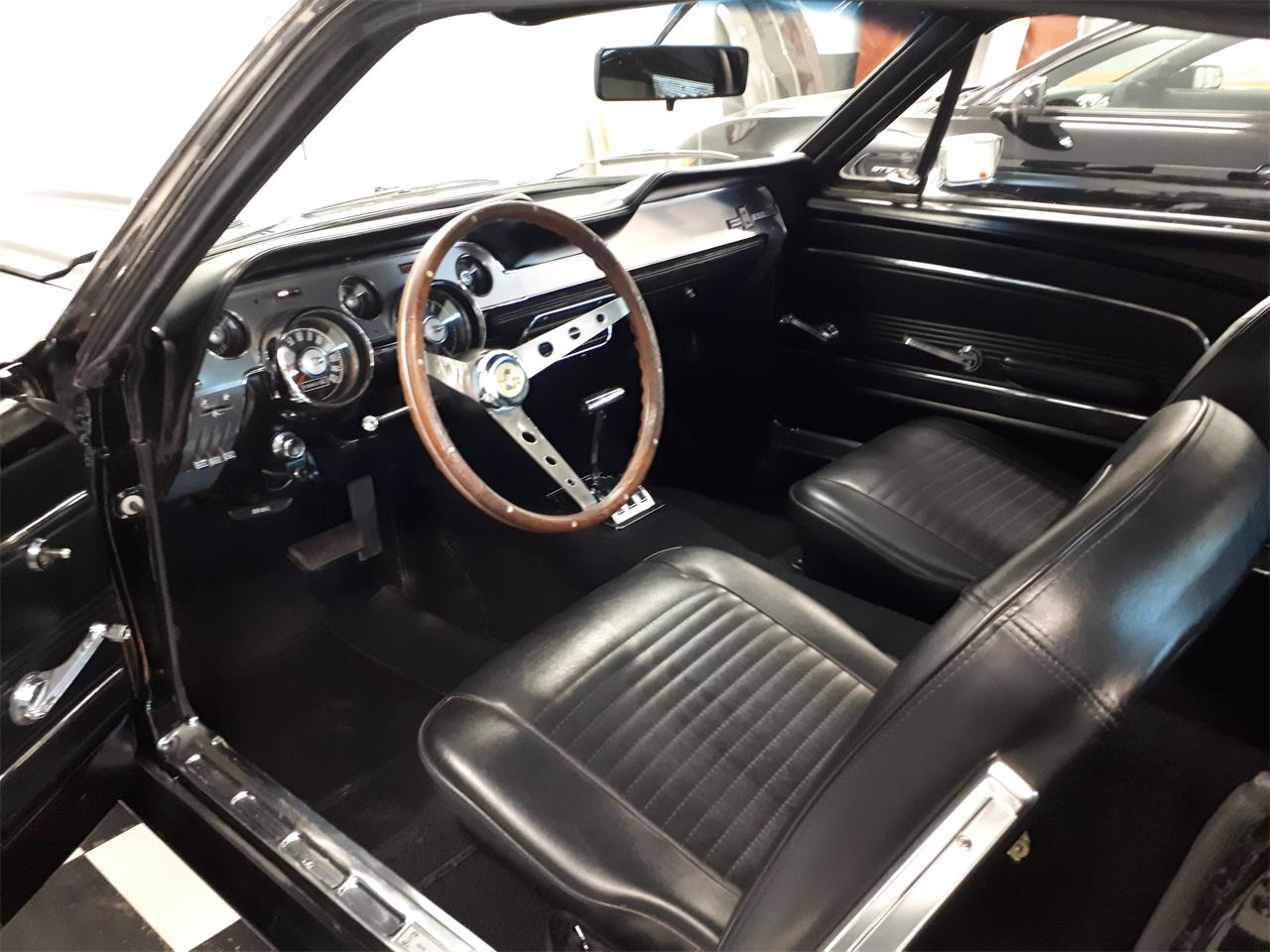 Large Picture of Classic '67 Mustang located in Laval Quebec Offered by a Private Seller - QH2P