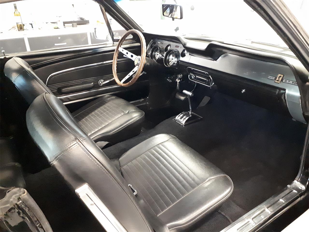 Large Picture of Classic '67 Mustang located in Quebec Offered by a Private Seller - QH2P