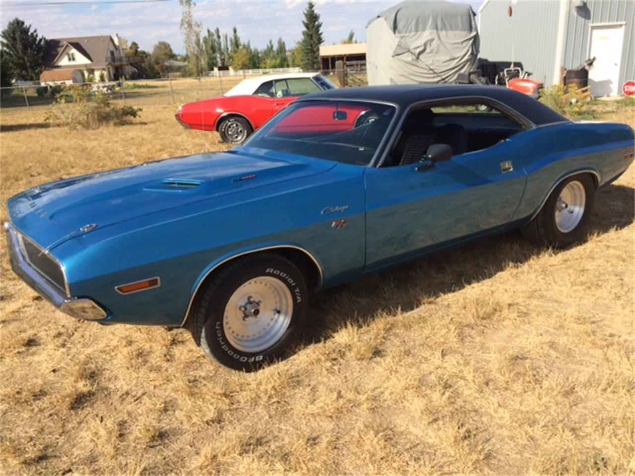 Large Picture of '70 Challenger R/T - QH2Q