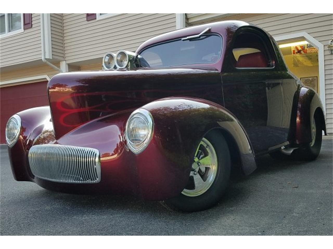 Large Picture of '41 Coupe - QH30