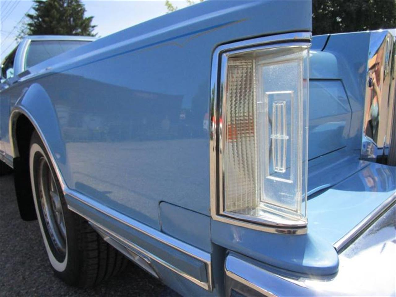 Large Picture of '78 Continental - QH34