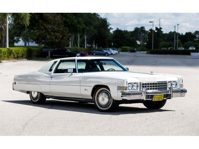 Picture of '73 Eldorado - QH37