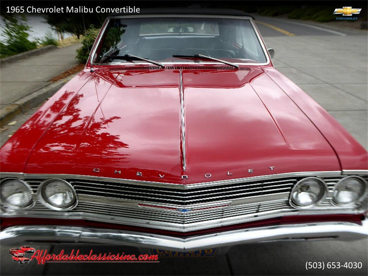 Large Picture of '65 Malibu - QH38