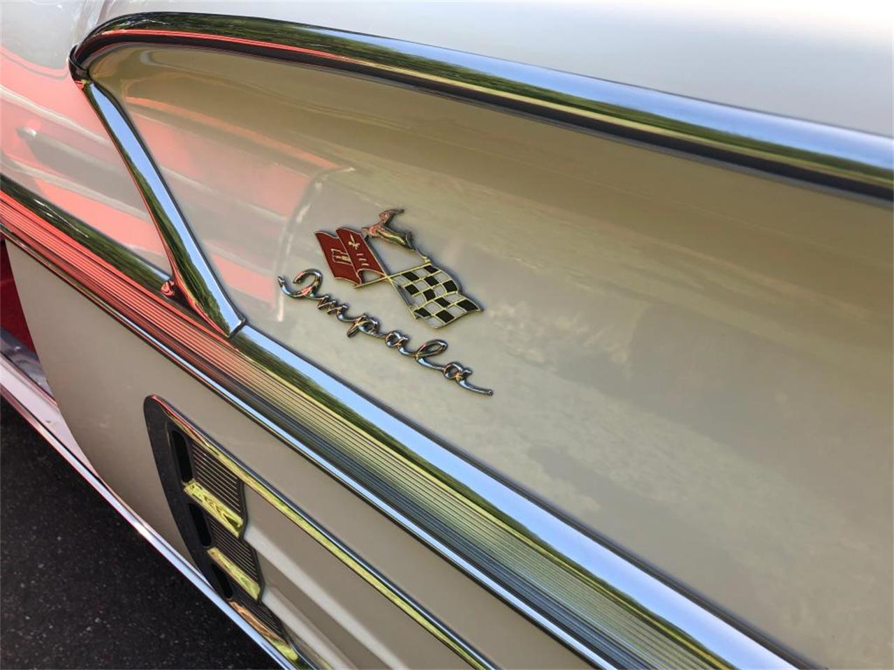 Large Picture of '58 Impala - QH3E