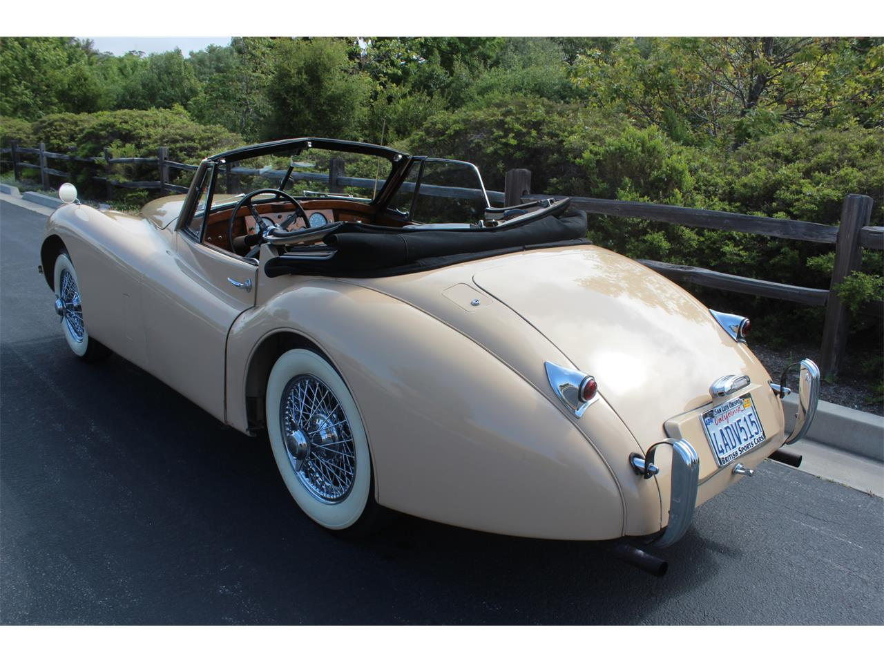 Large Picture of '54 XK120 - QDH6