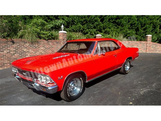 Picture of Classic 1966 Chevrolet Chevelle located in Maryland - QH3U