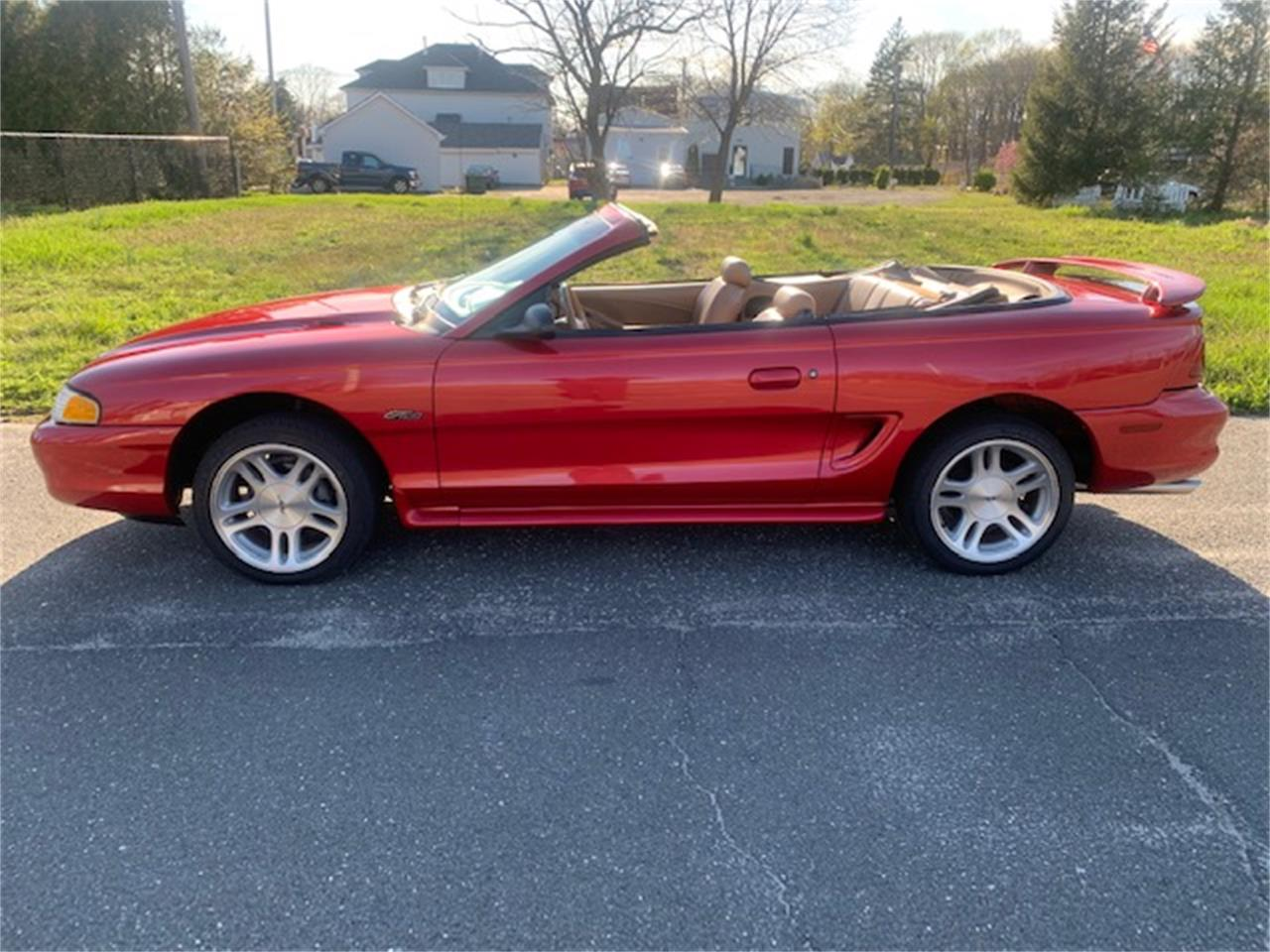 Large Picture of '88 Mustang GT - QH41