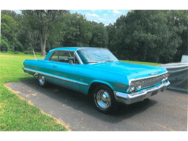 Picture of '63 Impala SS - QH4B