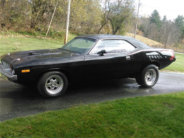 Picture of 1974 Plymouth Cuda - QH4D